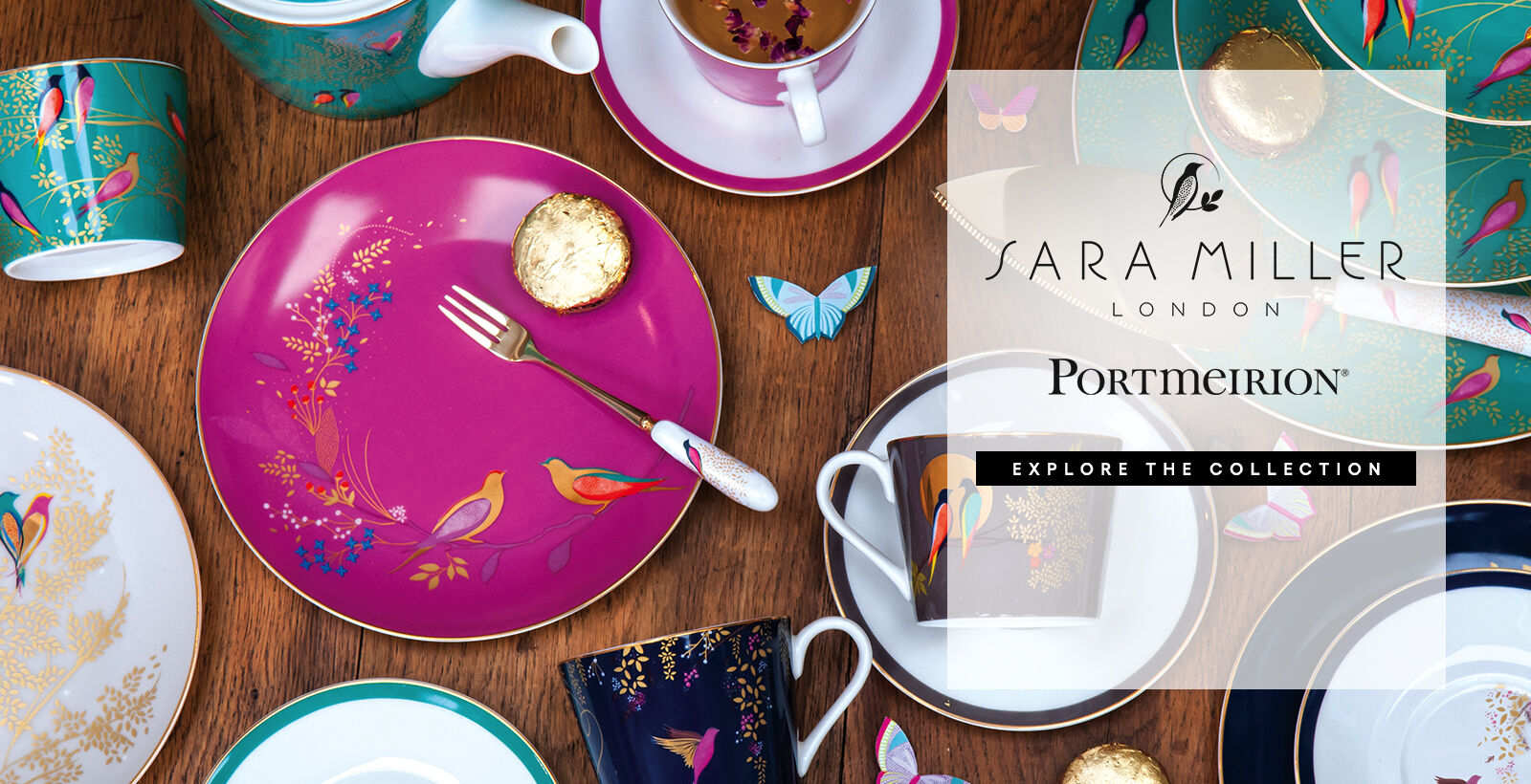 Sara Miller for Portmeirion Collection