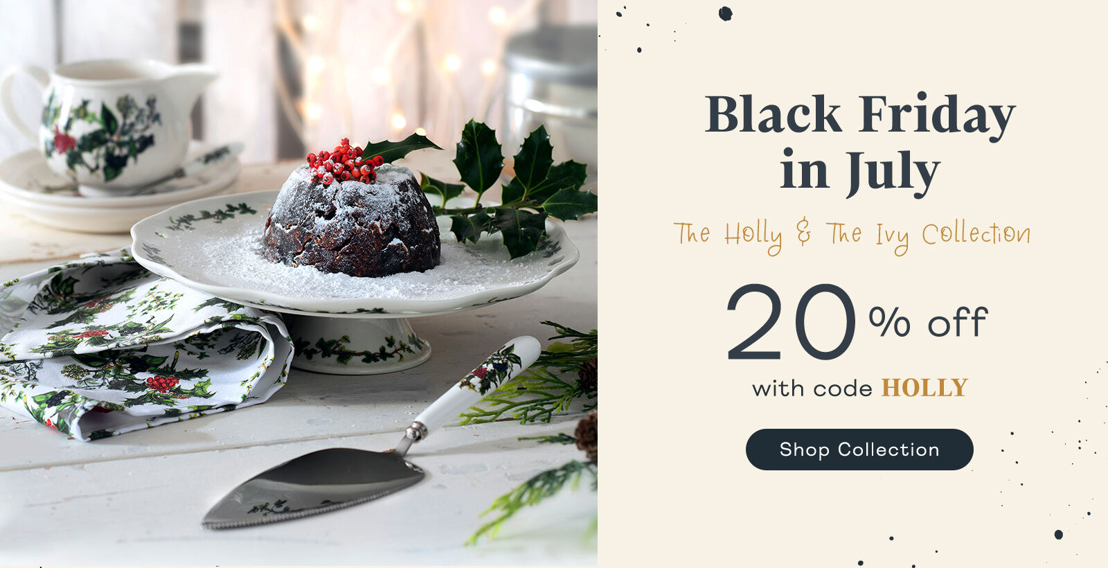 20% Off Holly & Ivy Great Deals