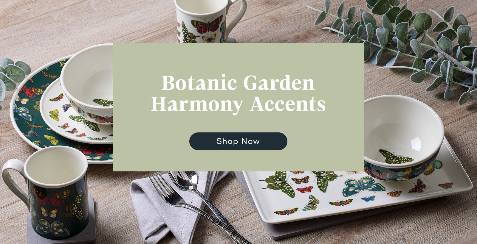 Flutter By Botanic Garden Harmony Accents