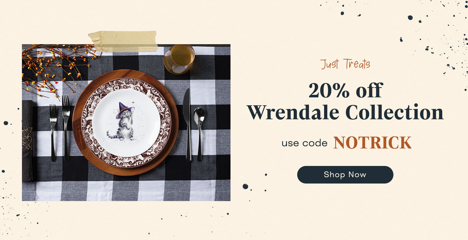 20% Off Wrendale Designs Holiday