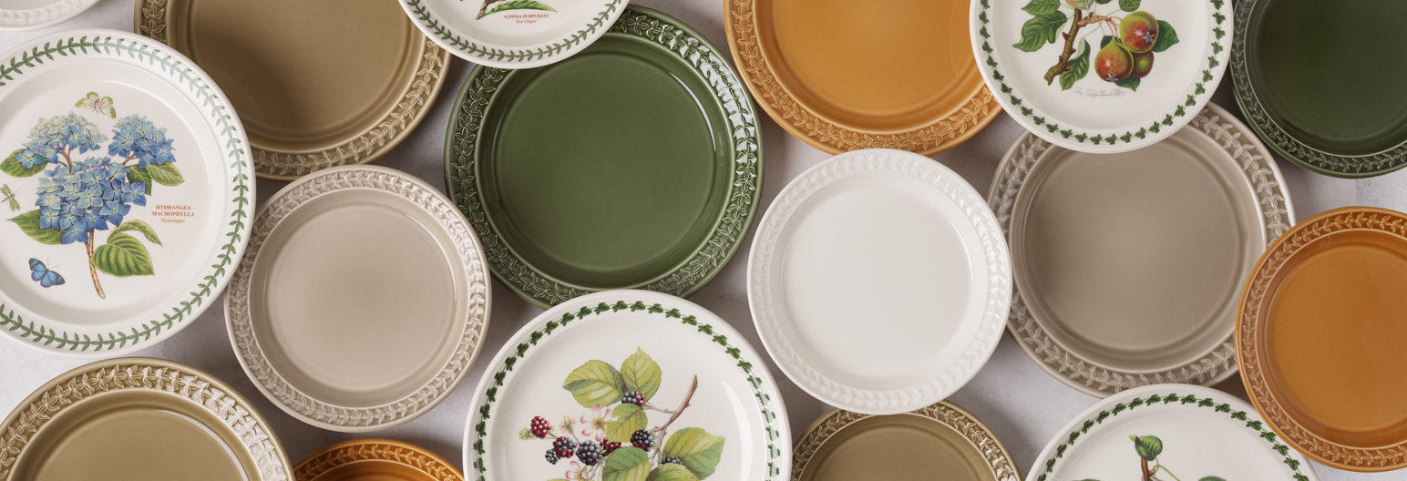 portmeirion dinnerware collections
