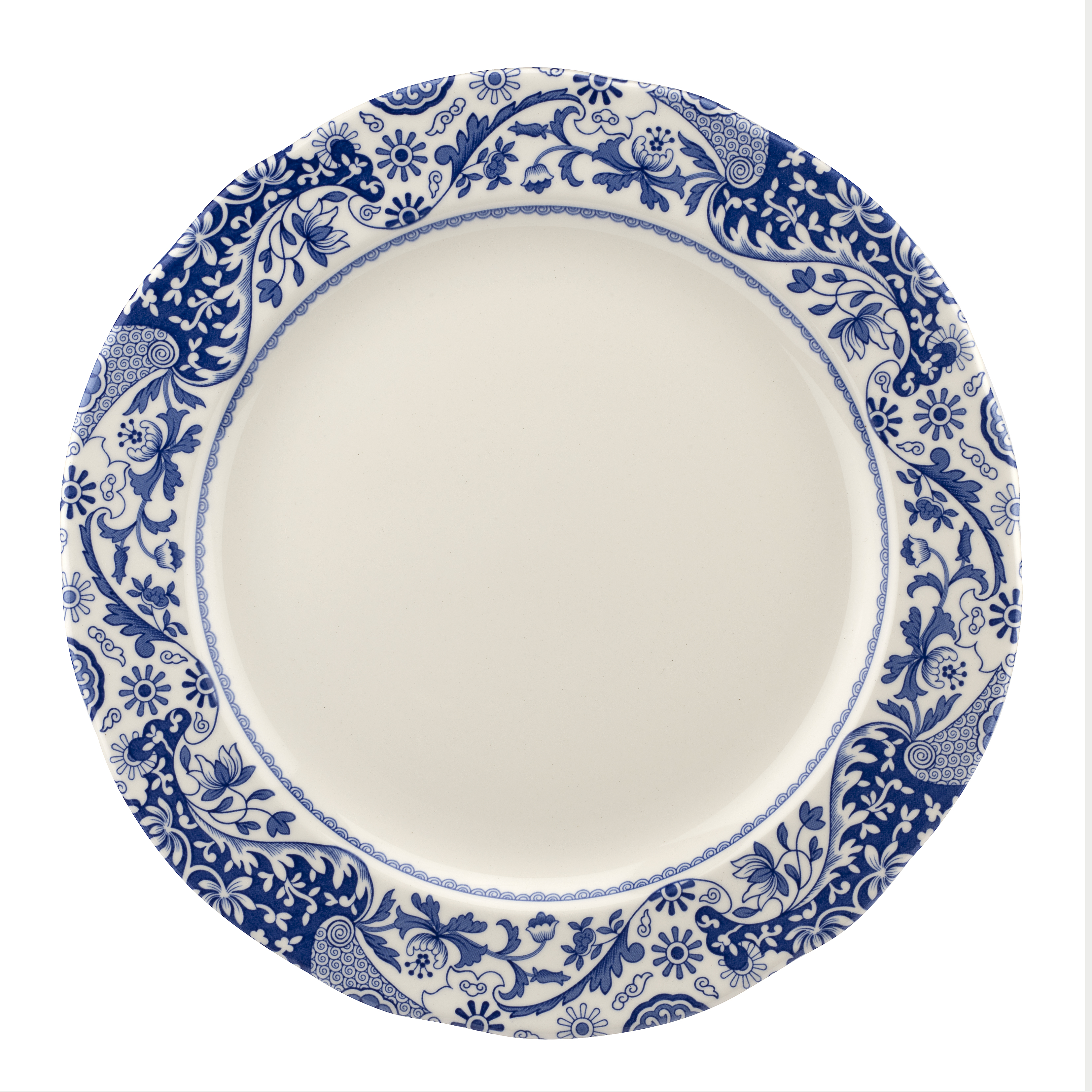 Spode Blue Italian Brocato 12 Inch Charger image number 0