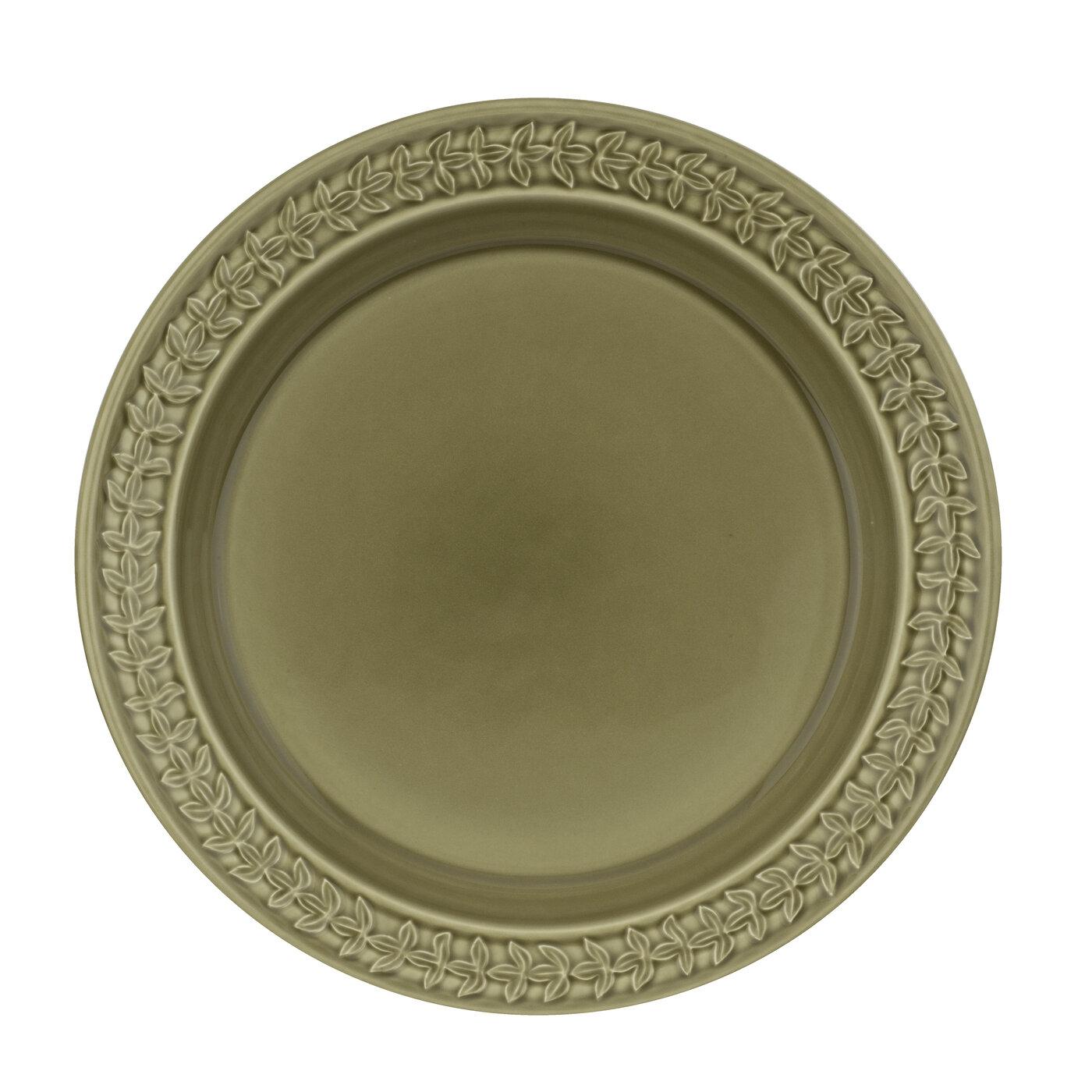 포트메리온 '보타닉 가든 하모니' 샐러드 접시 Portmeirion Botanic Garden Harmony Moss Green 8.5 Inch Salad Plate