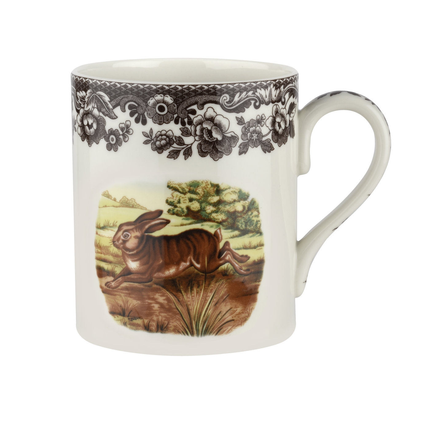Spode Woodland 16 oz Mug (Rabbit) image number 0