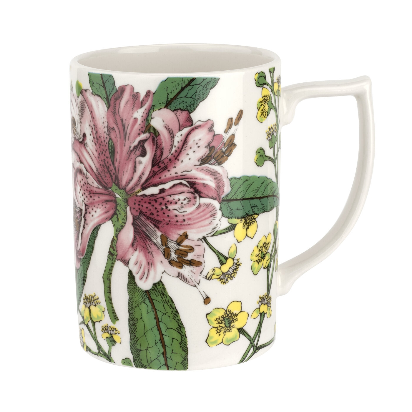 Spode Stafford Blooms 12 Ounce Mug image number 0