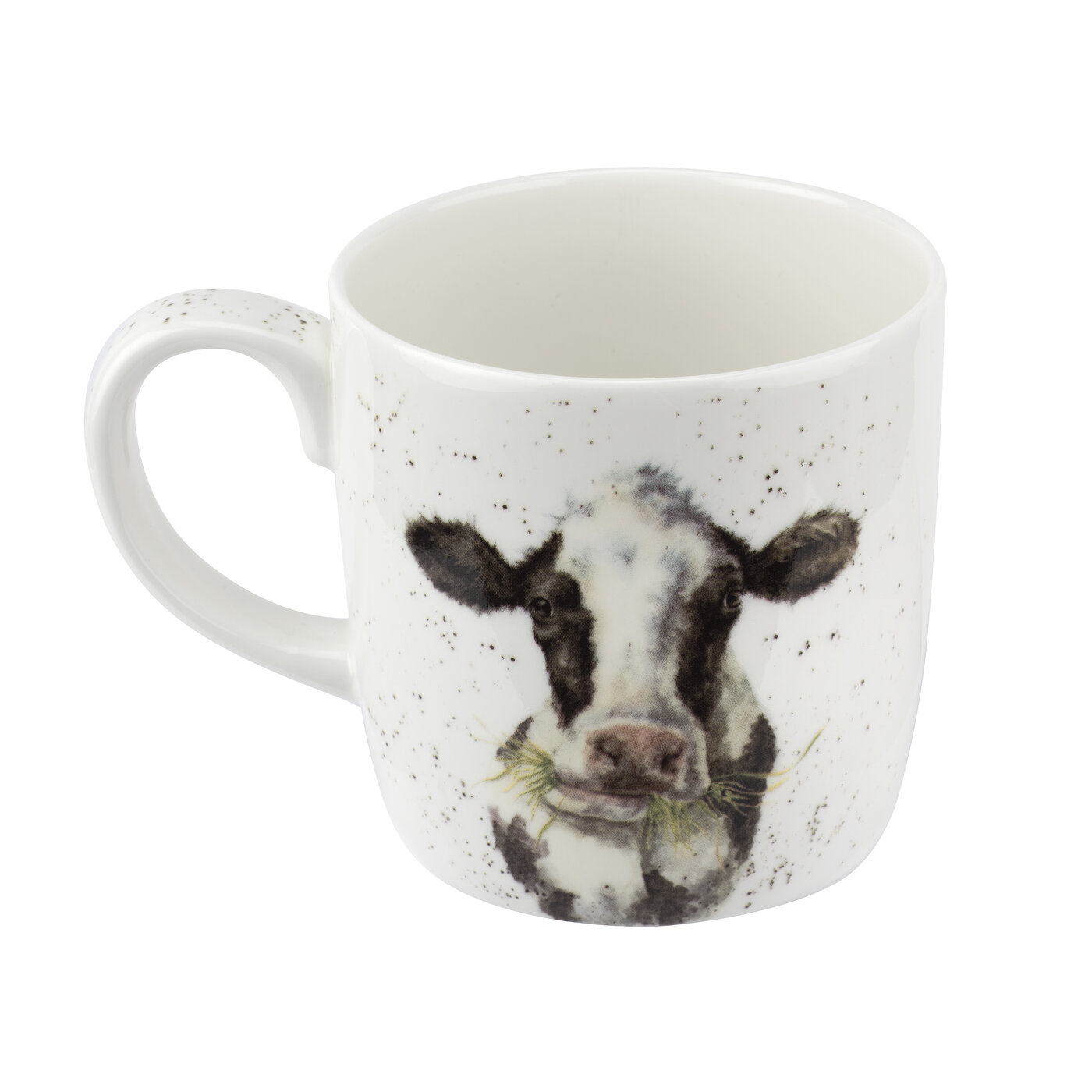 Wrendale Designs 14 Ounce Mug Mooo (Cow) image number 1