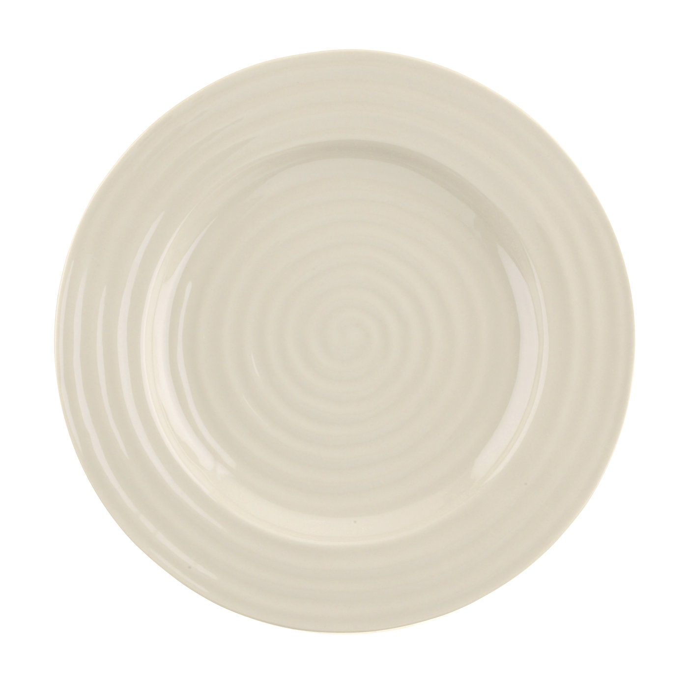 포트메리온 '소피 콘란' 접시 4개 세트 Portmeirion Sophie Conran Set of 4 Pebble 9 Inch Luncheon Plates