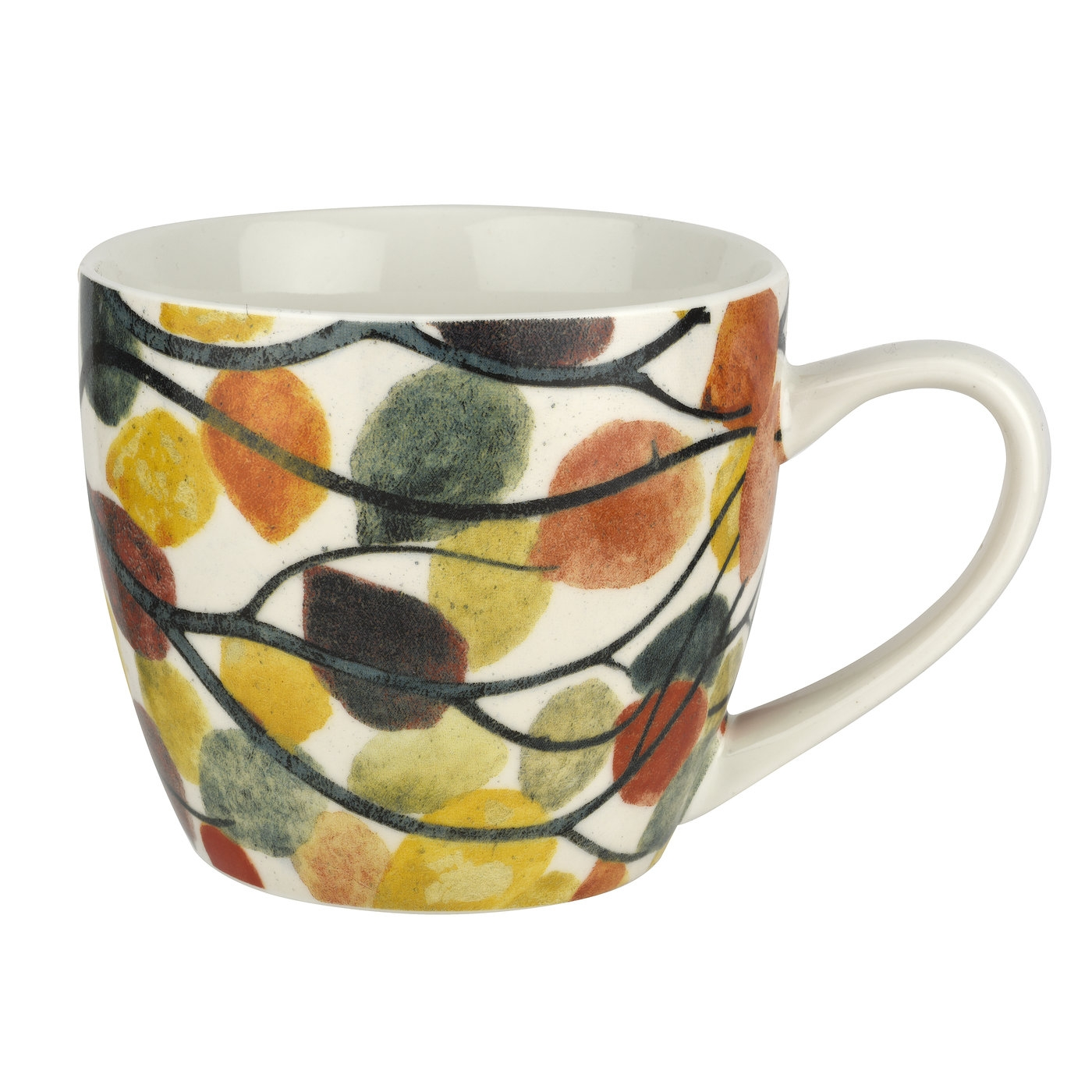 Pimpernel Dancing Branches 16 oz Mug image number 0