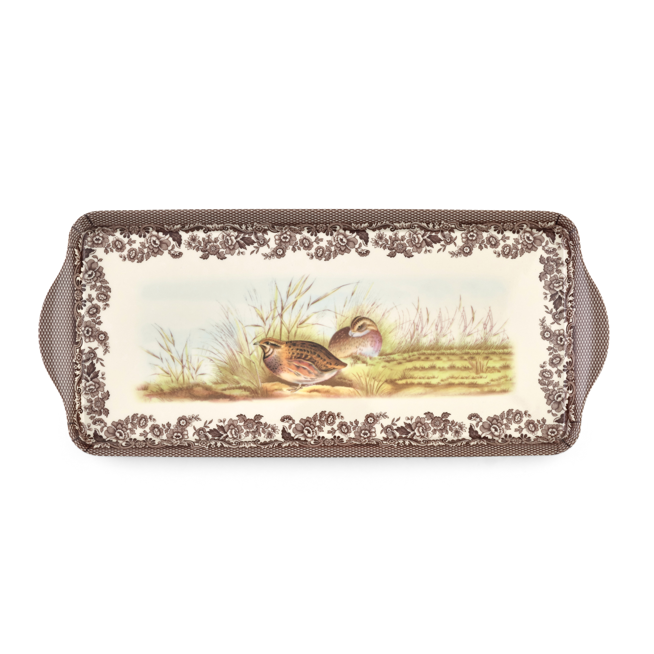Pimpernel Spode Woodland Sandwich Tray image number 0
