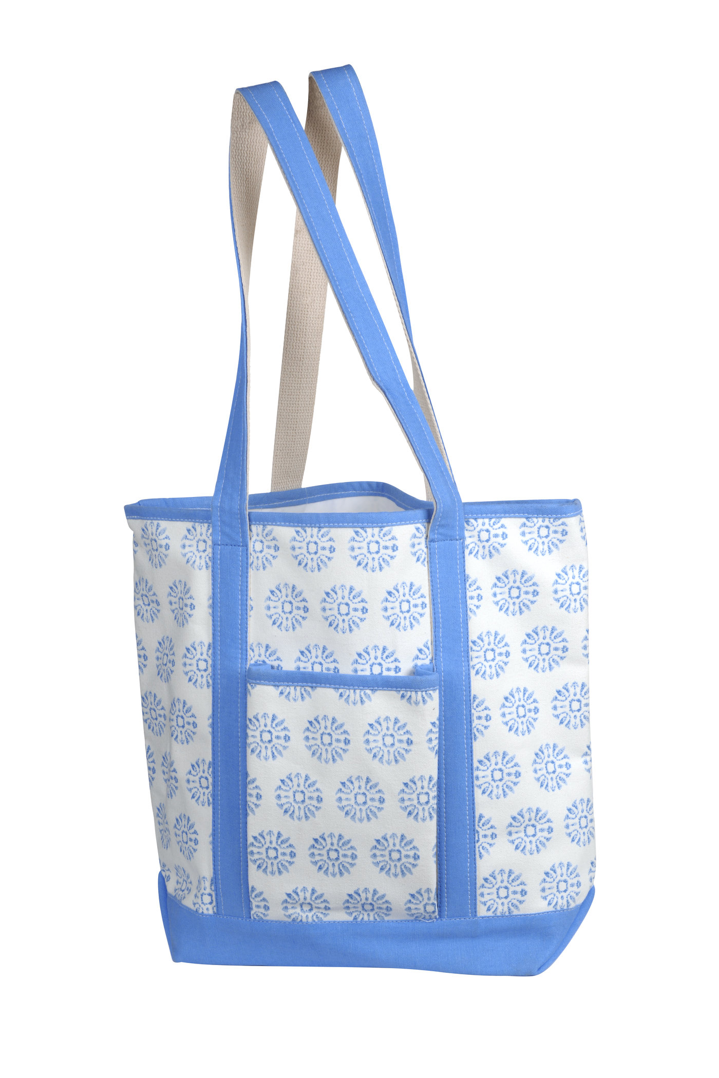 Sophie Conran for Portmeirion Blue Tote Bag image number 0