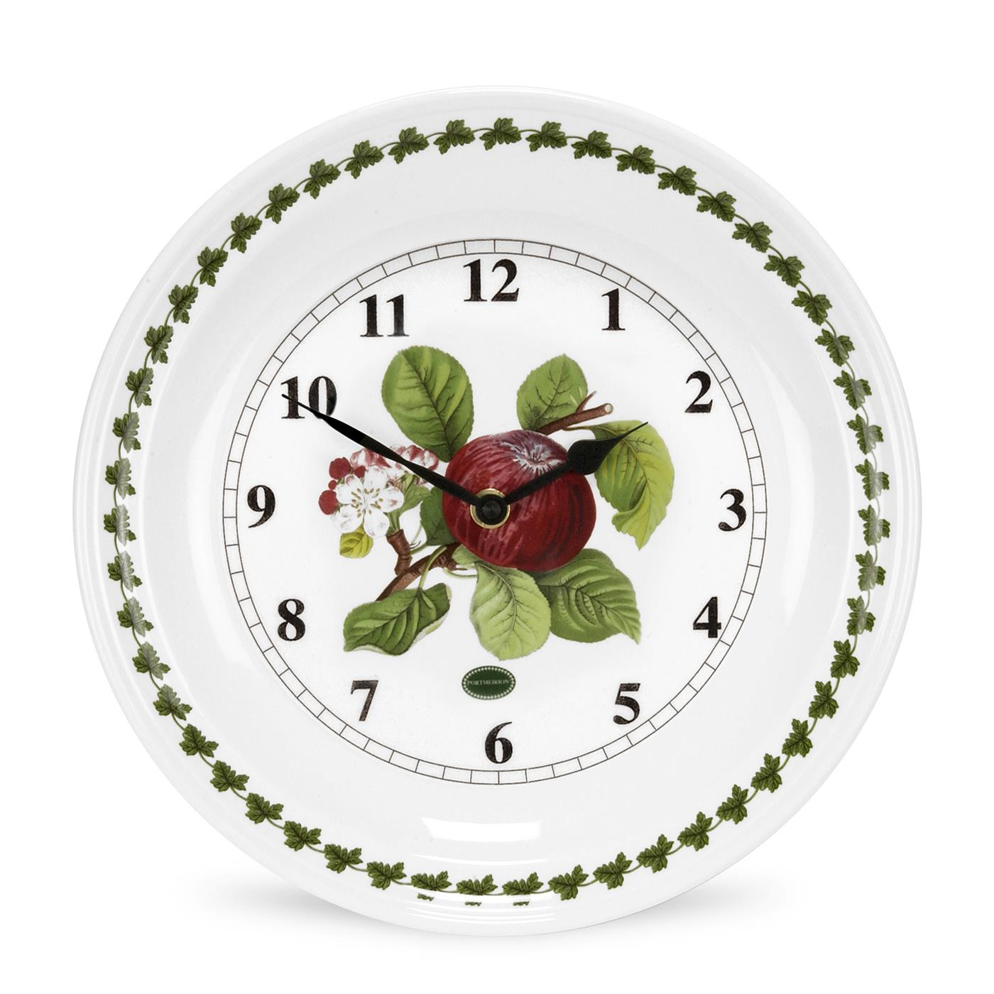 Portmeirion Pomona Kitchen Wall Clock image number 0