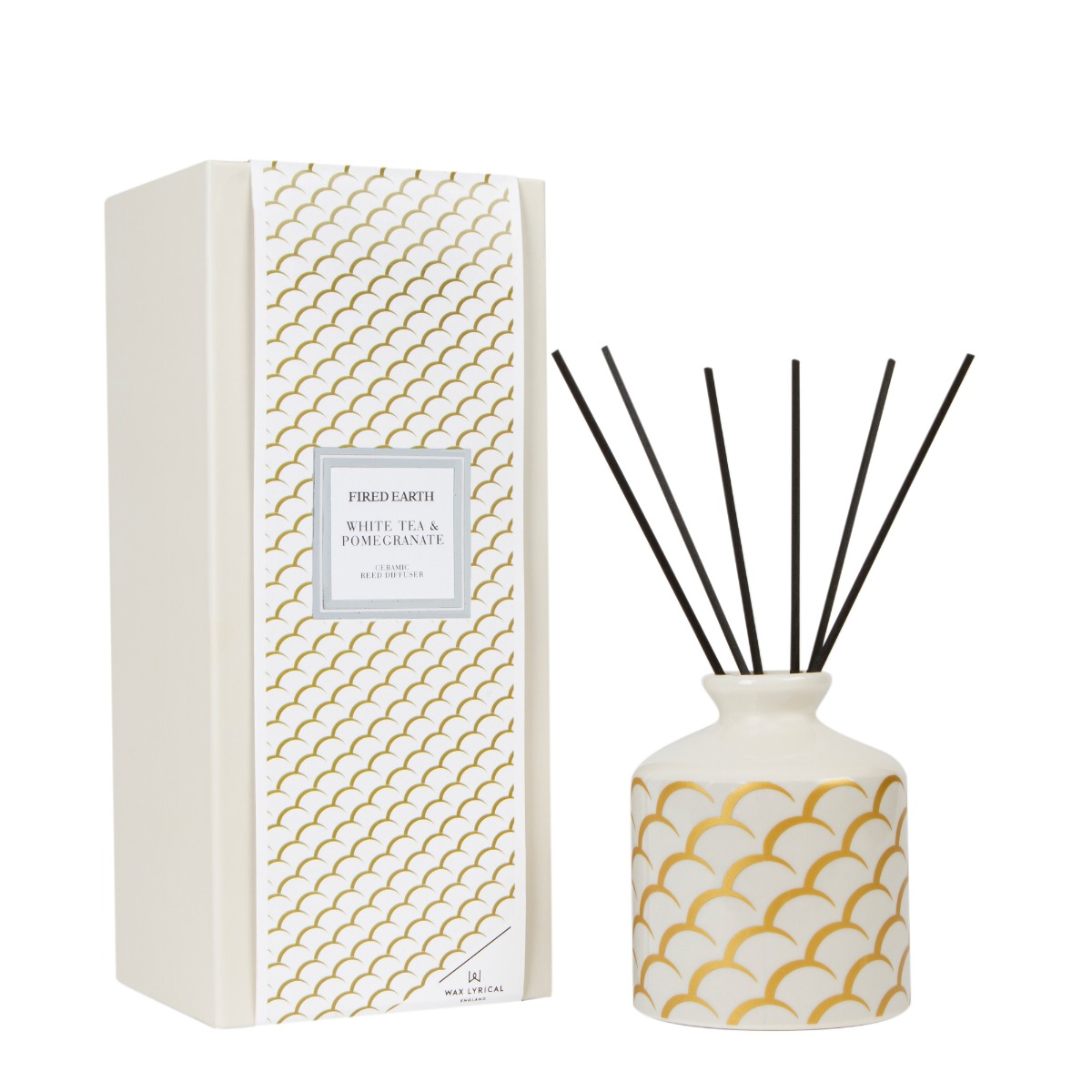 White Tea & Pomegranate Large Reed Diffuser image number 1