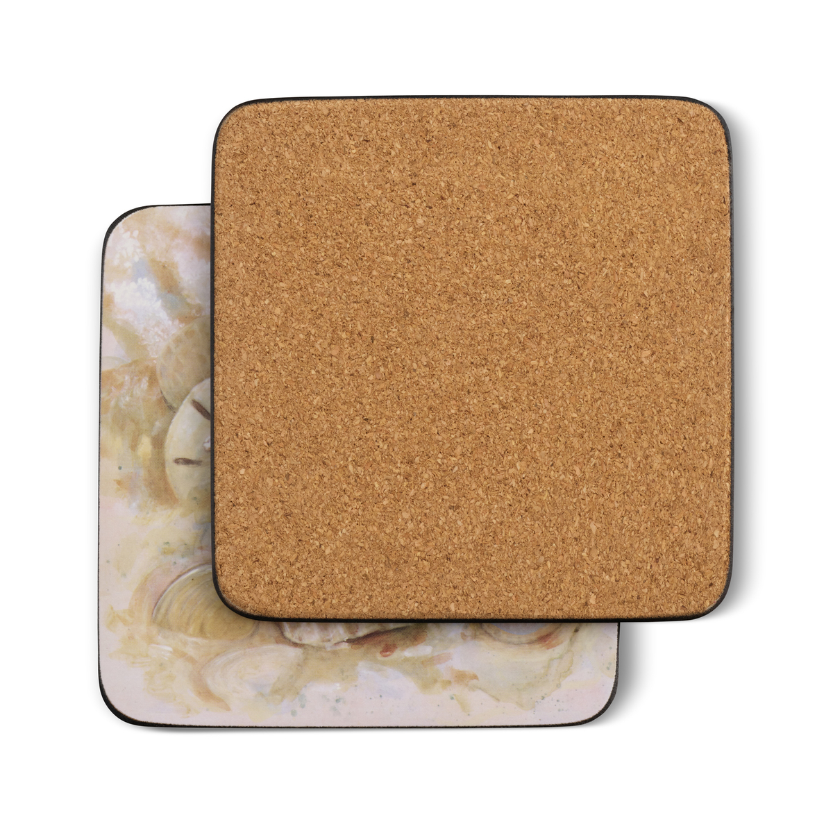 Pimpernel Beach Prize Coasters Set of 6 image number 1