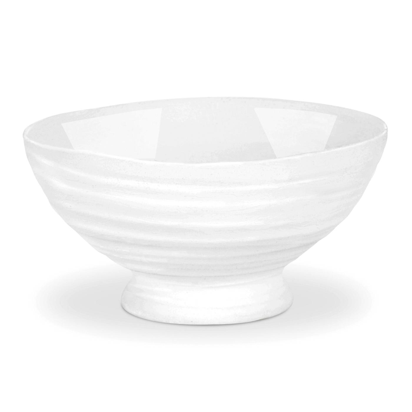 포트메리온 '소피 콘란' 깊은 접시 4개 세트 Portmeirion Sophie Conran White Set of 4 Mini Dip Dishes