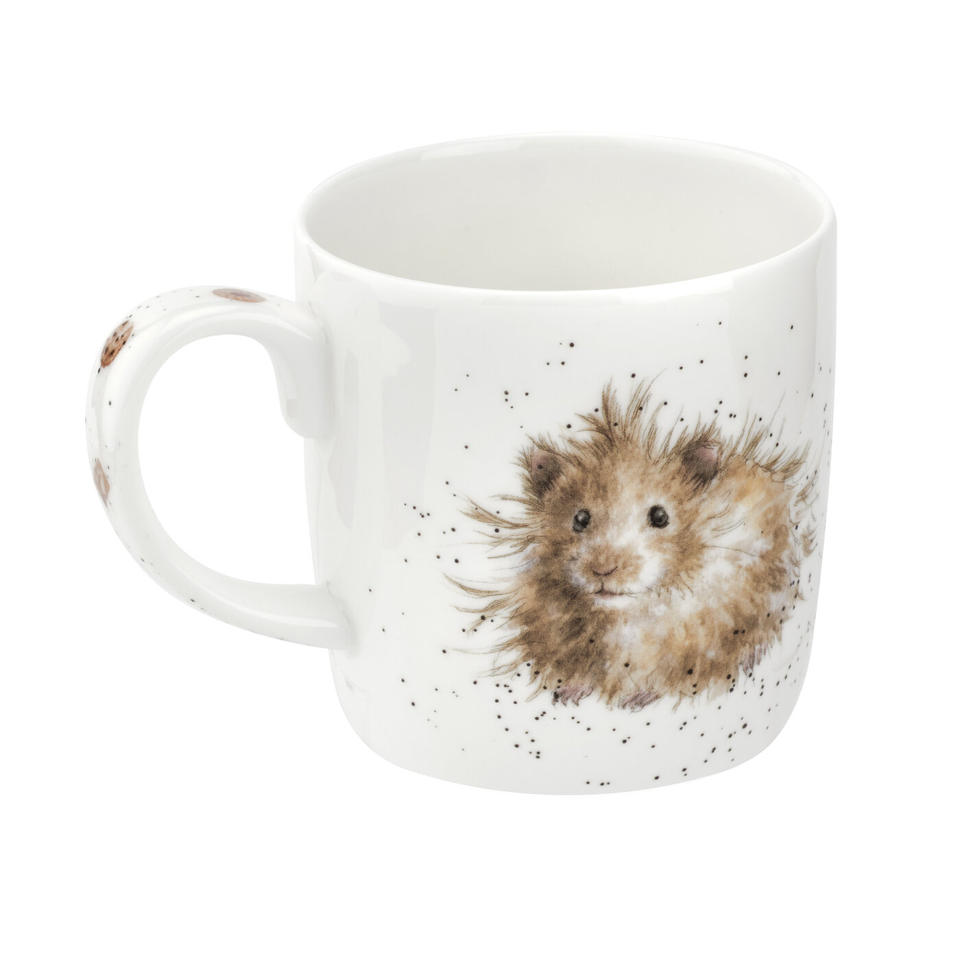 Wrendale Designs 14 Ounce Mug Diet Starts Tomorrow (Hamster) image number 1