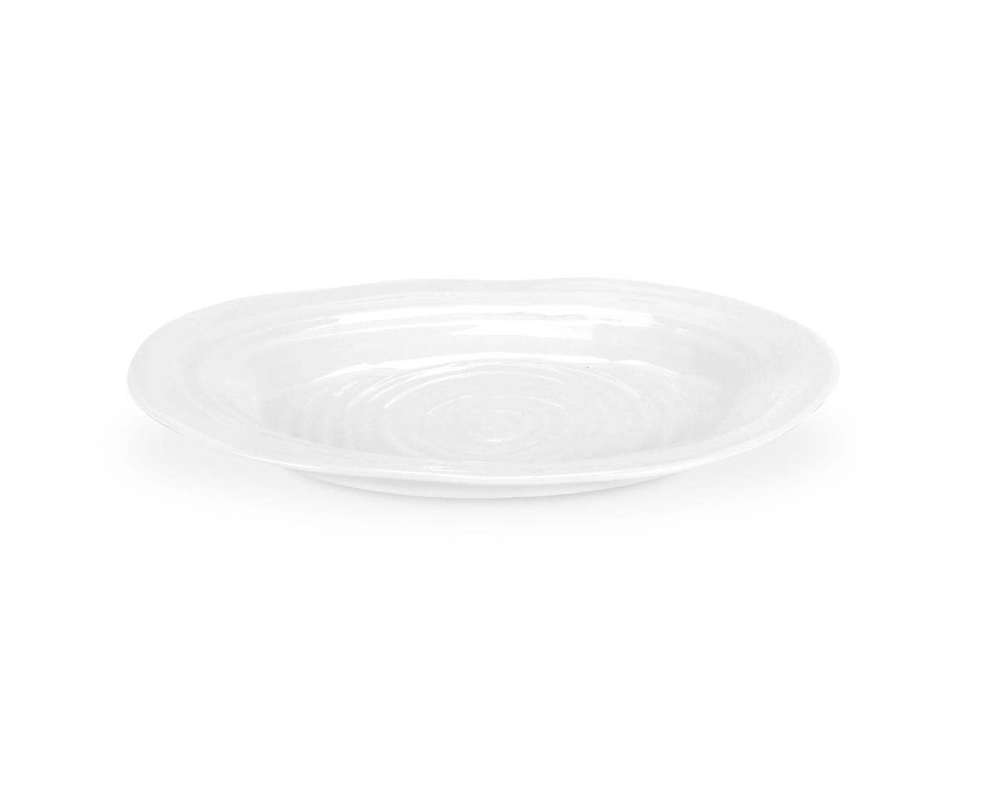 포트메리온 '소피 콘란' 스몰 오발 접시 Portmeirion Sophie Conran  White Small Oval Platter