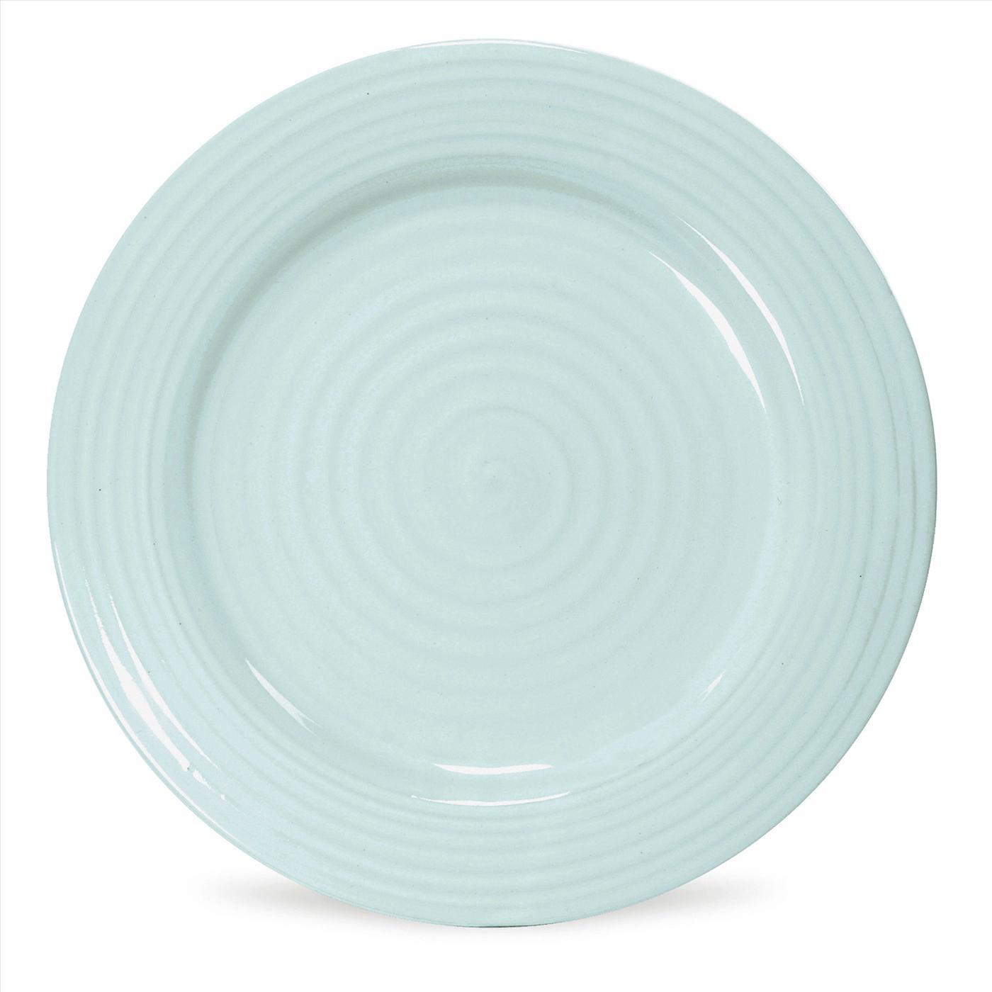 포트메리온 '소피 콘란' 접시 4개 세트 Portmeirion Sophie Conran Celadon Set of 4 Luncheon Plates
