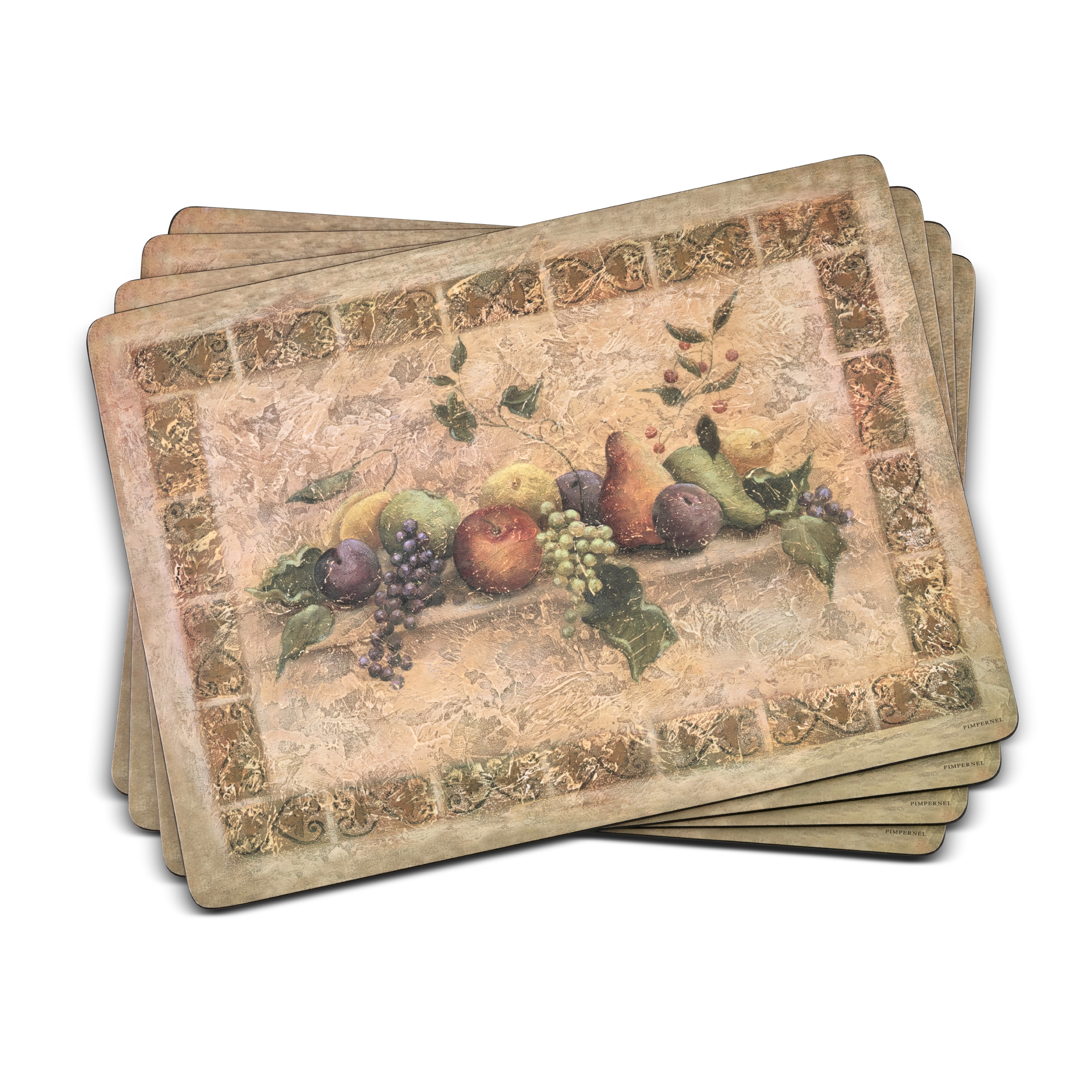 Pimpernel Tuscan Palette Placemats Set of 4 image number 0