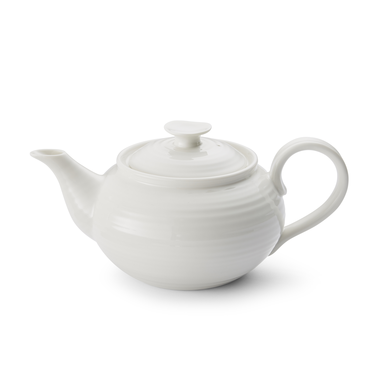 포트메리온 '소피 콘란' 티팟 Portmeirion Sophie Conran White Teapot