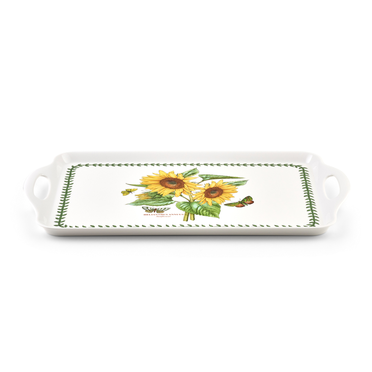 Pimpernel Botanic Garden Sunflower Large Melamine Handled Tray image number 1