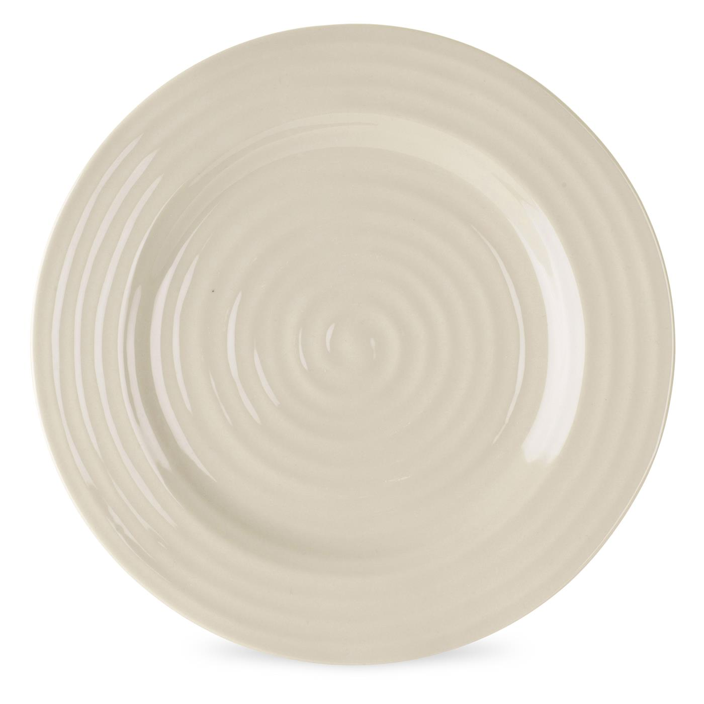 Portmeirion Sophie Conran Pebble Set of 4 Dinner Plates image number 0